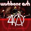 [40th Anniversary - Live in London 2CD - cover art]
