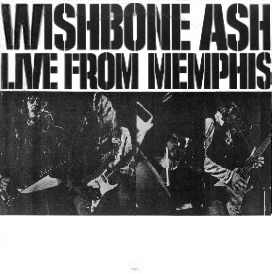 [Live From Memphis cover art, front]
