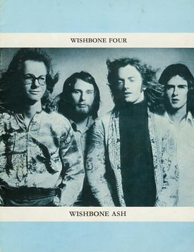 [Wishbone Four - Song Book cover art]