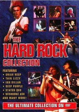 [Hard Rock Collection V/A DVD 1 cover art]