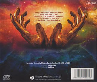 [Written in the Stars - jewel box back cover art]