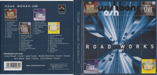 [Road Works Box Set, cover art 1]