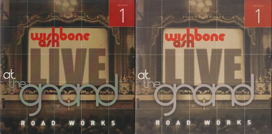 [Road Works CDS and Box Set, comparisons 1a]
