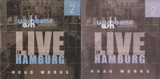 [Road Works CDS and Box Set, comparisons 2a]