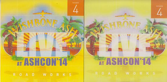 [Road Works CDS and Box Set, comparisons 4a]