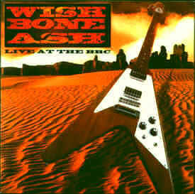 [Wishbone Ash Live At The BBC cover art]