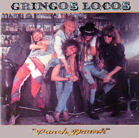 [Gringos Locos - Punch Drunk cover art, FIN]