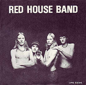 [Red House Band cover art]
