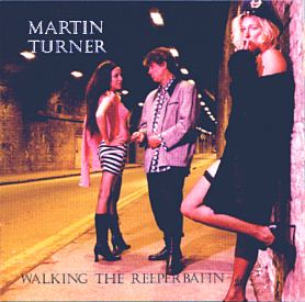 [Martin Turner - Walking the Reeperbahn cover art]