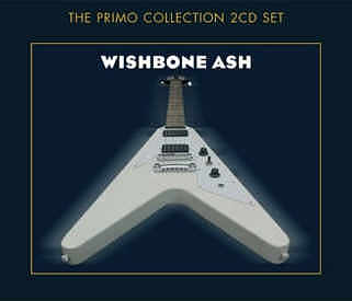 [Wishbone Ash - The Primo Collection 2CD cover art]