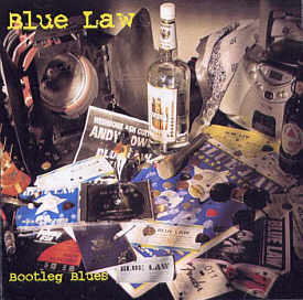 [Blue Law - Bootleg Blues cover art]
