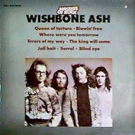 [Masters of Rock - Wishbone Ash cover art]